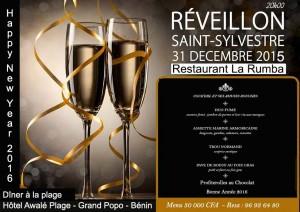 Reveillon-saint-sylvestre