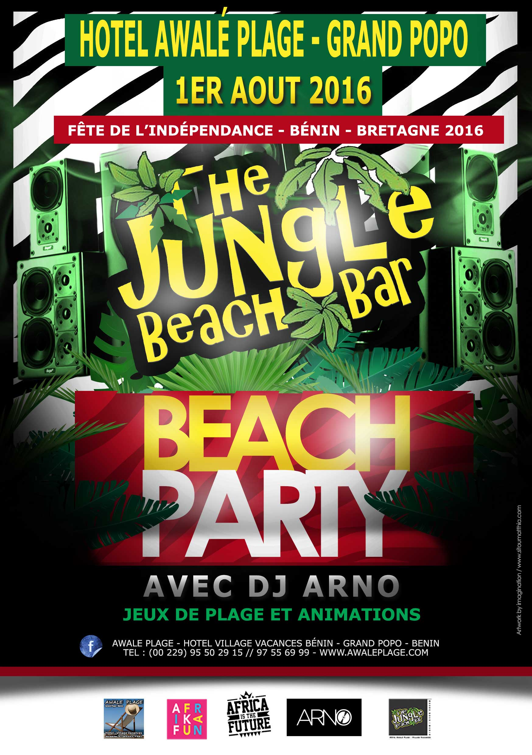 hotel-awale-plage-beach-party-flyer-1er-aout-2016