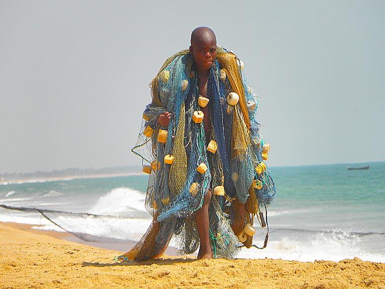 L'hôtel Awalé Plage (Grand Popo - Bénin) - Circuits Pêche