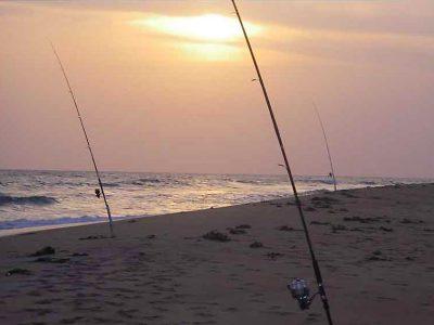 L'hôtel Awalé Plage (Grand Popo - Bénin) - Circuit Pêche